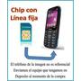 Adquiere Ya Tu Teléfono Celular Con Linea Fija 0212,0239.etc