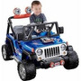 Montable Jeep Power Wells 12 Volts