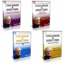 Técnicas De Hipnosis Y Psicoterapia - Milton Erickson