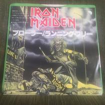 Iron Maiden Prowler Single Compacto 7 Importado Japão Raro