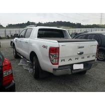 Sucata Peças Ford Ranger 2014 2015 Para Retirada De Peças