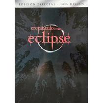 Crepusculo The Twilight Eclipse Edicion 2 Discos En Dvd