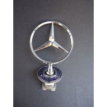Emblema Capo Mercedes Benz Estrela C180 C200 C220 C280 Todas