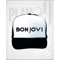 Gorra Trucker Bon Jovi
