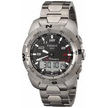Reloj Tissot T013.420.44.202.00 T-touch Cronógrafo Titanio