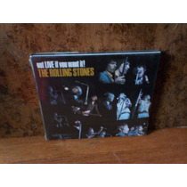 The Rolling Stones. Got Live If You Want It !. Cd.