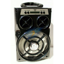 Caixa De Som Bluetooth Amplificadora A28 Fm Alto Falante !!!
