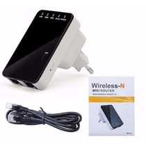 Roteador Wireless 300mbps Ap Replicador Amplificador