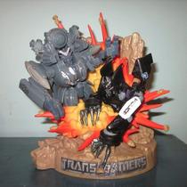 Transformers Desepticons Estatua Marca Hasbro