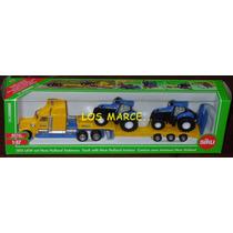 Siku 1805 Truck With New Holland 7070 Tractors Siku Farmer