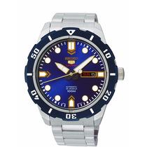 Relógio Seiko 5 Automático Sports 21jewels Srp677b1 D1sx