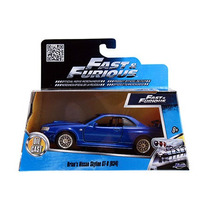 Fast And Furious Jada Toys 1:32 Nissan Skyline Gt R R34 2002