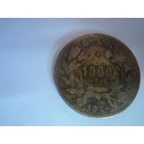 Moeda Antiga Brasileira Raridade !!!! 1.000 Réis-1924