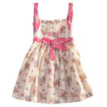 Vestidos Para Niñas De Algodón Rym