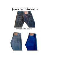 Pantalon,jeans De Dama,jeans De Niño Levis