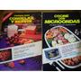 3 Libros Kristeller Y Becker Congelar Y Servir / Microondas