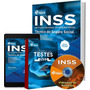 Apostila E Caderno De Testes+curso Online Inss 2016 -técnico