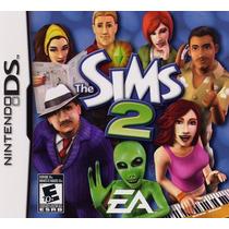 The Sims 2 Nintendo Ds Nuevo Y Sellado