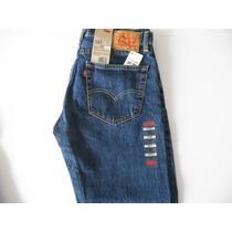 Pantalon Jeans Levis Strauss Para Caballero 505