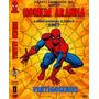 Dvd Homem Aranha 1967 - Série Animada Completa - Dublado