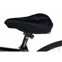 Cubre Asiento De Gel Anti Prostático Para Bicicleta