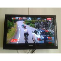 Televisor Samsung 32 Lcd Tv Sin Detalles Recibo Ofertas!!