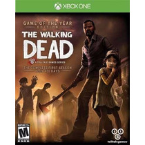 Jogo Xbox One The Walking Dead Game Of The Year Edition