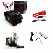 Kit Power 2 Tattoo Tatuagem