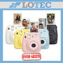 Camara Fujifilm Instax Mini 8 Color Negro + 10 Fotos Fuji