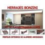 Kit De Placard Premium X 2 Mts - Herrajes Bonzini