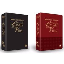 Bíblia De Estudo Preparando Casais Para A Vida - Capa Luxo