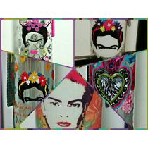 Cilindros De Bonafont De Frida Khalo Originales/nuevos