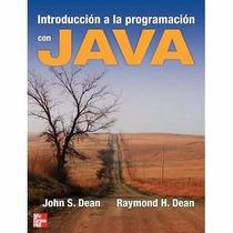 Introducción A La Programación Con Java Pdf