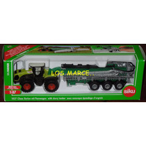 Siku 1827 Tractor Class 5000 Xerion With Slurry Tanker 1/87