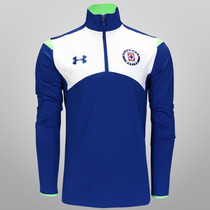 Cruz Azul Under Armour Talla Large Sudadera De Utileria
