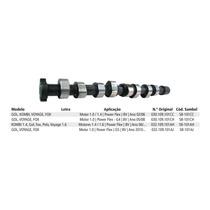 Eixo Comando Valvulas Gol 1.0 8v Powerflex G5 Sb101aj