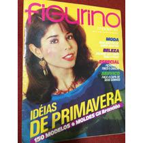 Revista Figurino Xuxa Modelo De Lingerie Gata Musa Anos 80