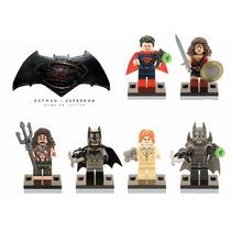 Kit Batman Vs Superman Padrão Lego Heróis Dc Origem Justiça
