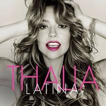 Latina - Thalia - Cd - Nuevo - Original (13 Canciones)