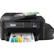 Epson Workforce Et-4550 Ecotank Inalámbrica A Color