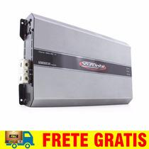 Módulo Soundigital Sd8000.1d Sd8000 8000w Rms 1 E 2 Ohms