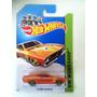 Hot Wheels - Ford Falcon Xb - Color Naranja