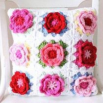 Almohadon Al Crochet