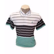 Camisa Polo Masculina Gajang Listrada