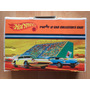 Hot Wheels Maleta Case Estuche Vintage 1967 Pop Up 12 Auto .