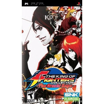King Of Fighters Collection - The Orochi Saga - Sony Psp