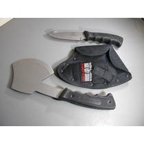 Sw629 Smith & Wesson Set De Caceria Cuchillo Y Hacha