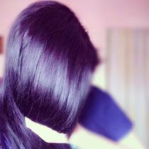 Tintas Para Cabelo Roxo Violet Hair Style