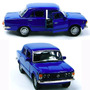 Fiat 125p Esc. 1/34 De 11,5 Cm. Diecast De Metal Welly Nuevo