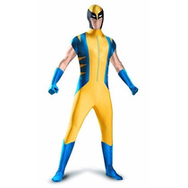 Disfraz Disguise Marvel The Wolverine Bodysuit Mens Adult Co
